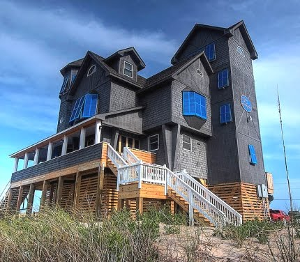 Nights In Rodanthe House Moved