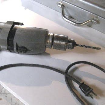 old hammer drill