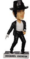 The Michael Jackson Bobblehead