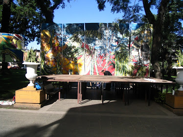 Plaza Alberdi