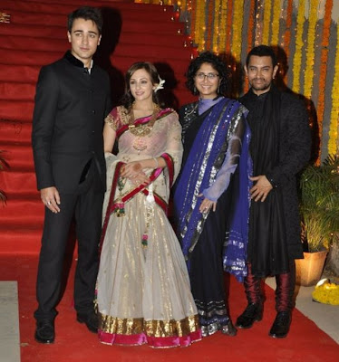 Imran Khan and Avantika married pictures
