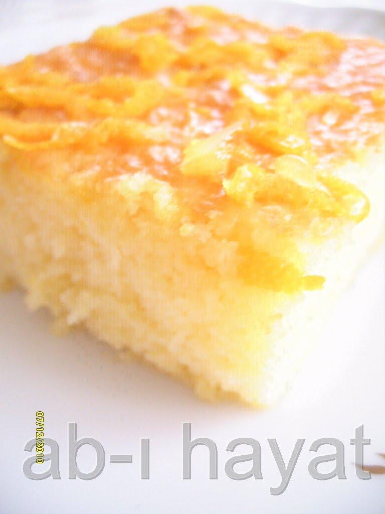 Islak Sünger Pasta Tarifi