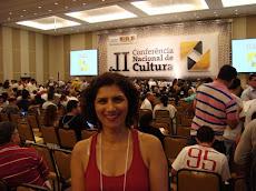 Conferência Nacional de Cultura - Brasília / março de 2010