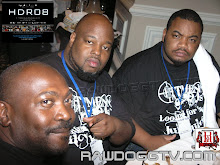 BIGG V (middle) & CLIENTS @ HITTMENN DJ's REUNION ATLANTA