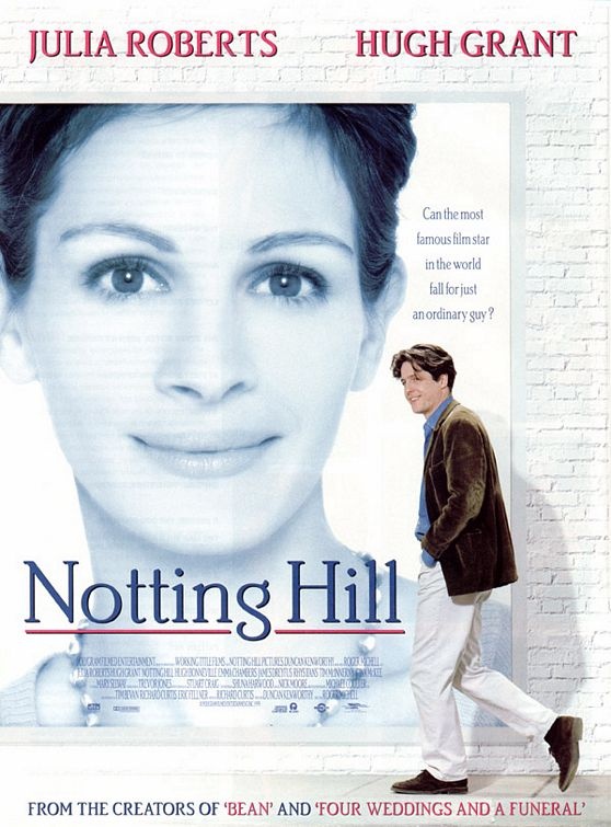 Cast : Julia Roberts , Hugh Grant , Rhys Ifans , Lorelei King