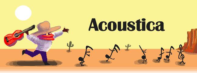 Amazingly Acoustic