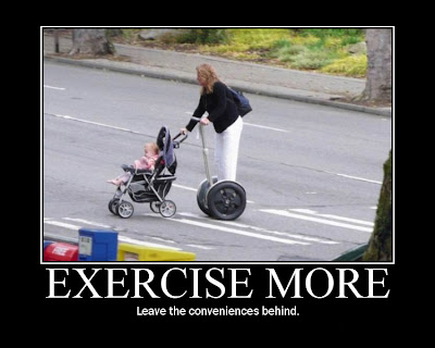 We Need To Get More Exercise