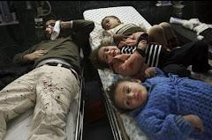 إالي دول العالم ----- الملعونـــــــة إسرائيل تحول شعب غزة لمعاقين ؟؟
