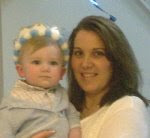 Me and one of my Lil&#39; Pumpkins!