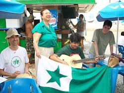 Esperanto en kopakabano