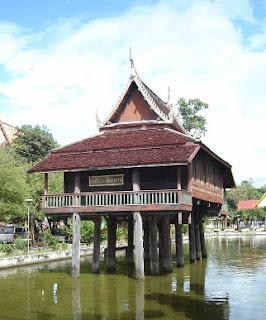 Ho Trai Wat Khu Yang