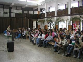 KözépPont Kórus 2008, vez: Street Gábor