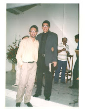 Pr. Beiriz e Pr. Emerson Garcia