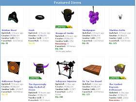 Roblox Rules New Items In Catalog