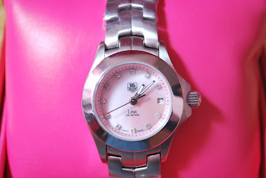 tag heuer link for ladies AA