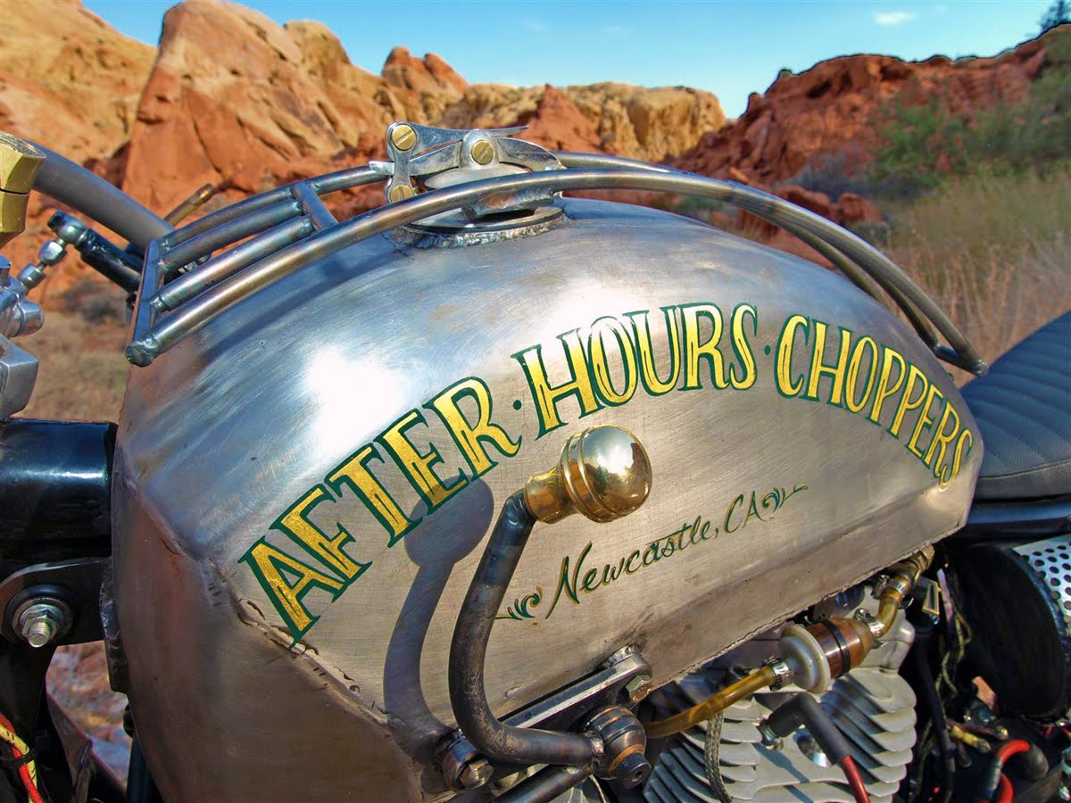 after hours choppers suicide tank