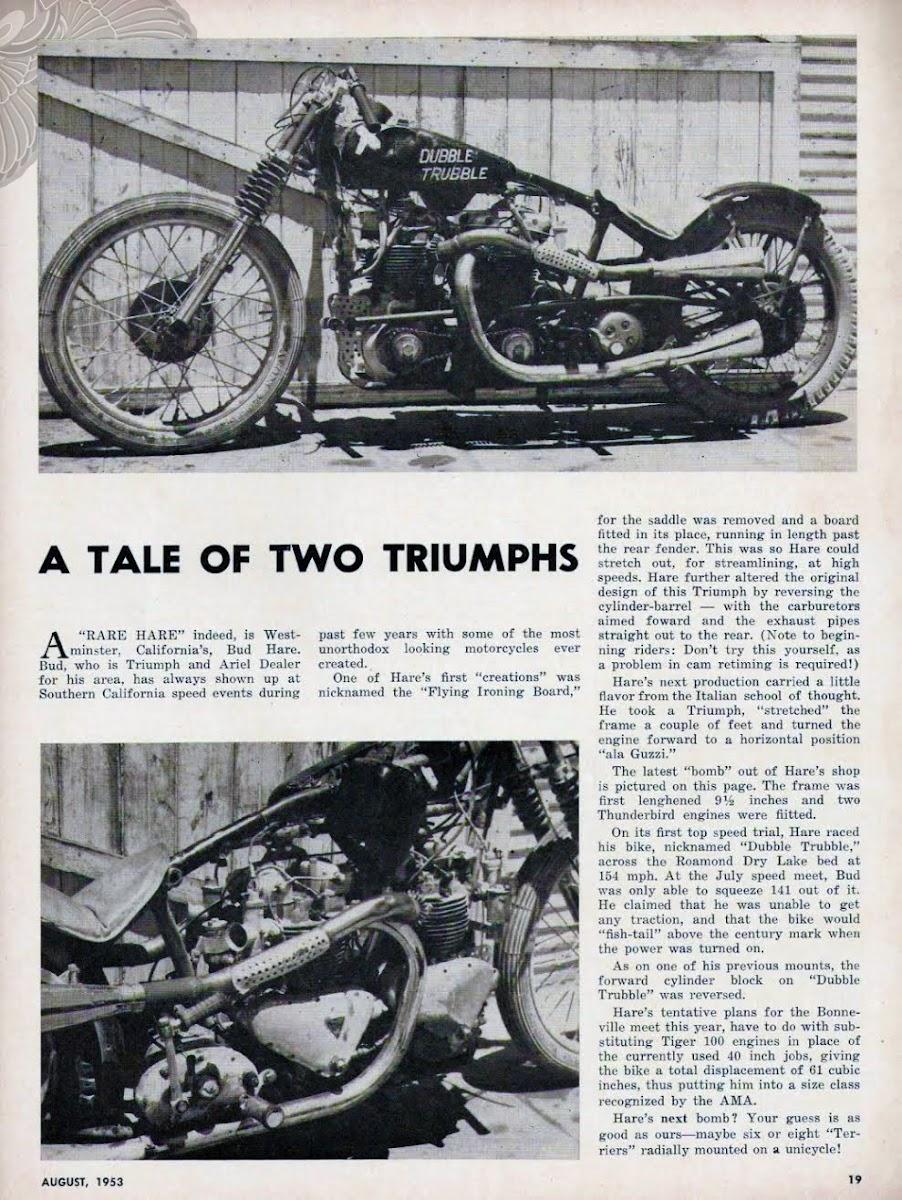 1953 motorcyclist magazine