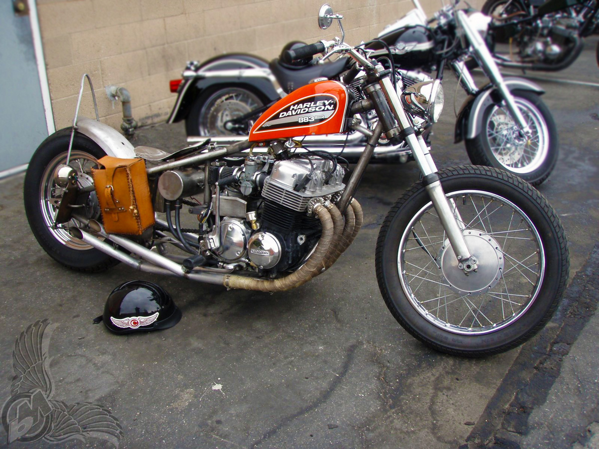 Garage Built Metric Bobbers And Choppers From Nogg