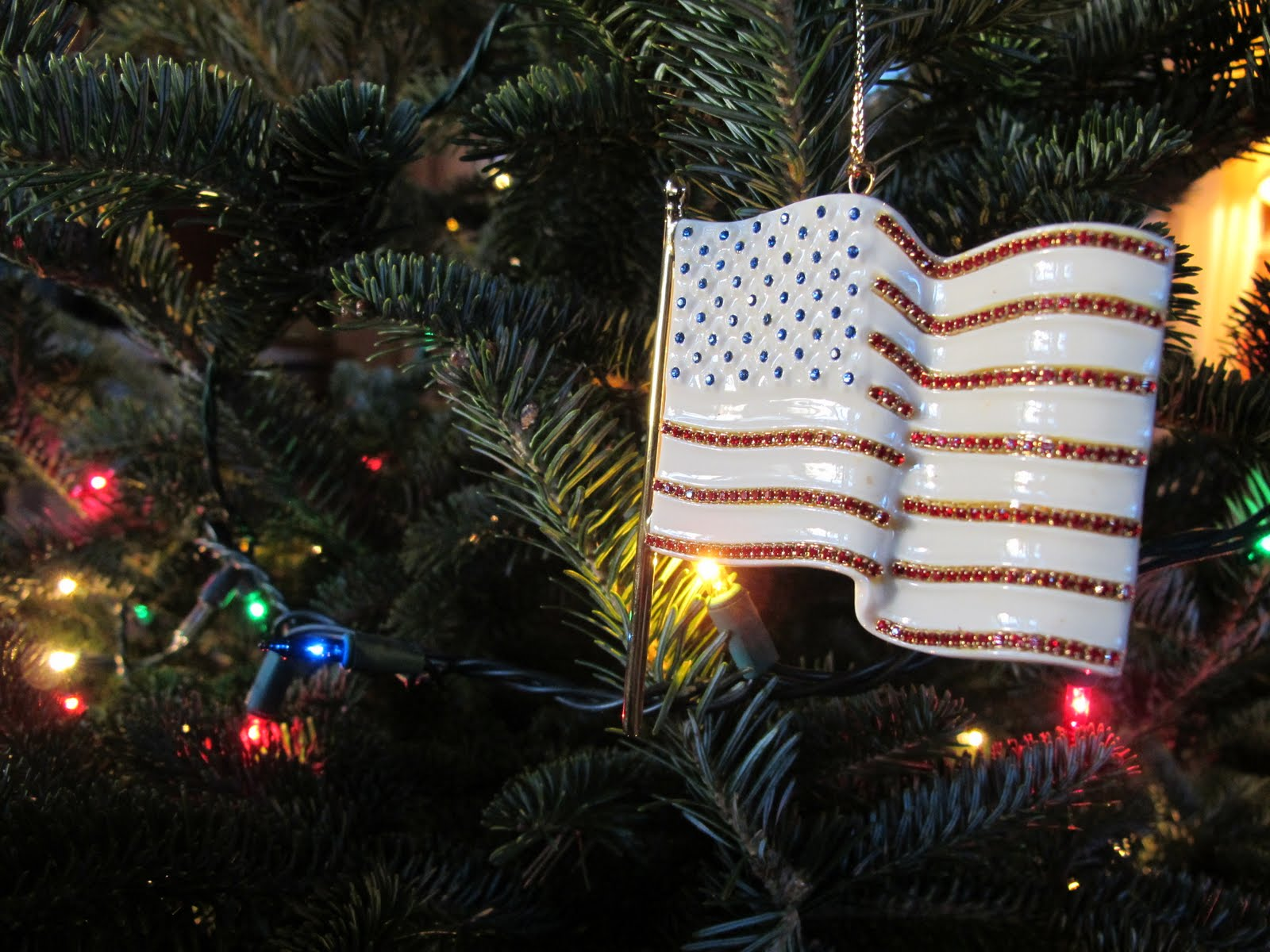 This time: Princeton: Weihnachten in Prospect Avenue 170