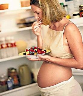 Une alimentation regime femme enceinte