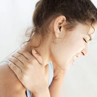 Soulagement rapide douleur cervicale