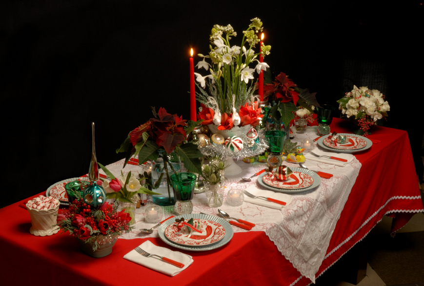 Holiday Table 15 Imageries Gallery