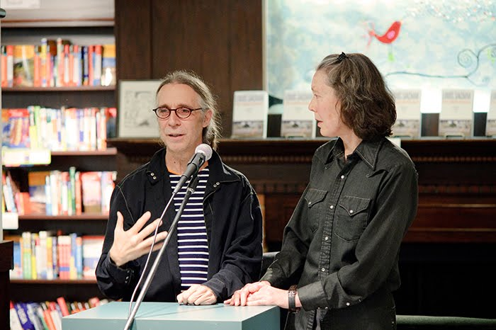 Anne Carson and robert currie