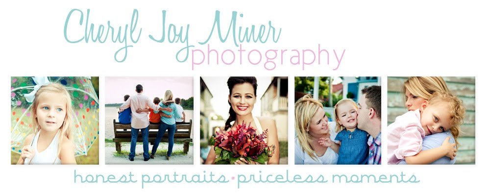 Cheryl Joy Miner Photography