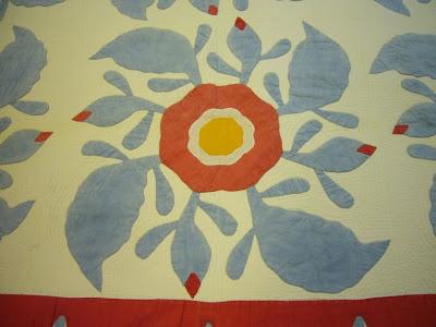 Mrs Sew n' sew: antique applique quilts