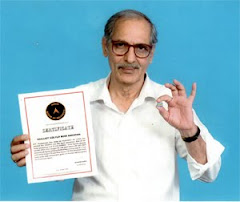 Smallest size Flip book Animation in India Book of Records 2011