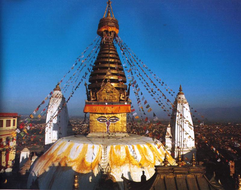 essay on natural heritage of nepal