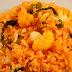 Indo-Chinese Schezwan Fried Rice