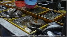 Pilihan makanan laut untuk dibakar