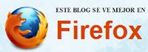 Este blog se ve mejor en Firefox