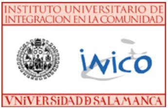 logotipo del INICO