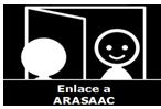 Usamos pictogramas de ARASAAC