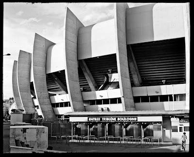 PSG Football Stadium
