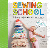Sewing School Book