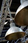 Industri lampa från Olsson & Jensen.