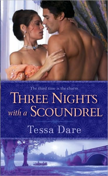 trois - Le Club des Gentlemen - Tome 3 : Trois nuits ou jamais de Tessa Dare Dare003