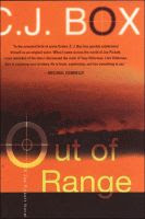 'Out of Range' by C. J. Box front cover