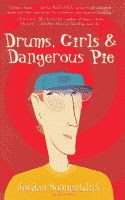 Drums, Girls and Dangerous Pie by Jordon Sonnenblick DayBue and Turning Tide hardcover edition front cover