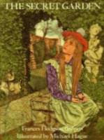 The Sectet Garden by Frances Hodgson Burnett, Illustrated by Michael Hague front cover