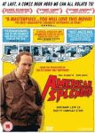 American Splendor starring Paul Giamatti and directed by Shari Springer Berman and Robert Pulcini region 2 DVD cover