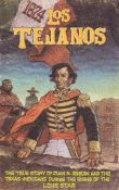 Los Tejanos by Jack Jackson front cover