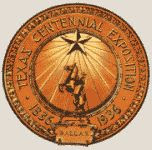 Texas Centennial Exposition seal