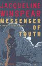 'Messenger of Truth' by Jacqueline Winspear US hardcover edition front cover