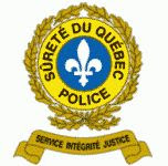 Surete du Quebec aka Quebec Provincial Police crest