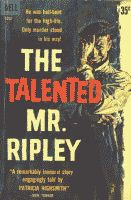 The Talented Mr. Ripley by Patricia Highsmith 1st US paperback edition front cover