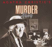 Murder Ahoy by Agatha Christie, Margaret Rutherford as Miss Marple